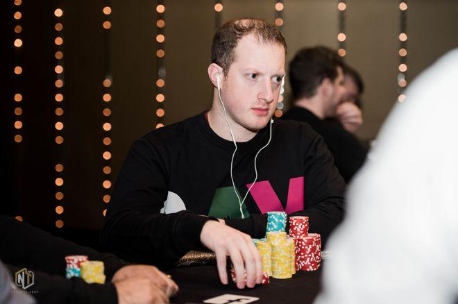 Del Vecchio Leads, Engel and Barer Eye Repeat Title at Aussie Millions 0001