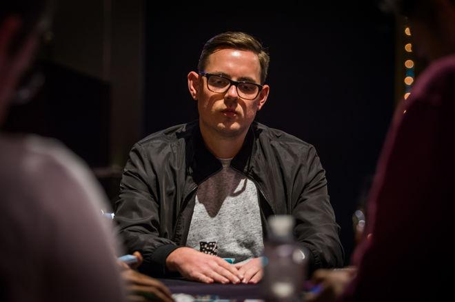 Toby Lewis Leads Final Seven in 2018 Aussie Millions Main Event 0001