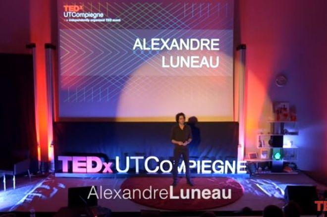 [VIDEO] TEDx : Etre performant sous la pression par Alexandre Luneau 0001