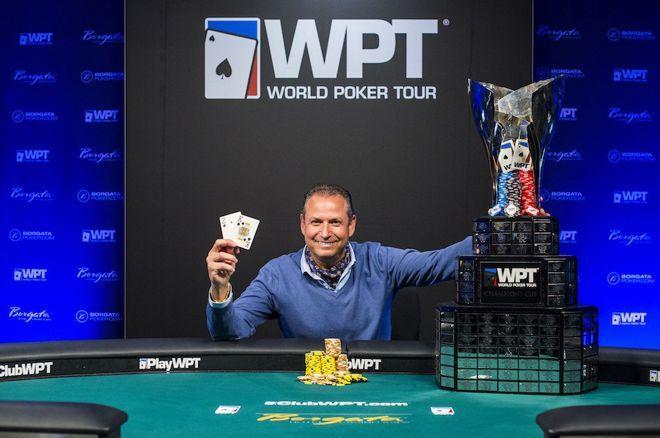 WPT Borgata Winter Poker Open : Deuxième titre pour Eric Afriat 0001