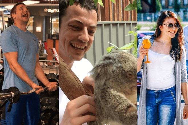 участники Aussie Millions