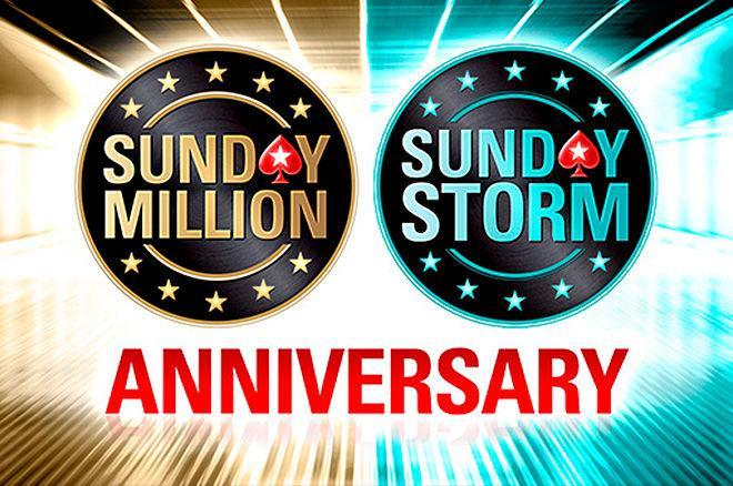 """""""Sunday Million"""" gimtadienyje - nepasiteisinę organizatorių lūkesčiai 0001"""
