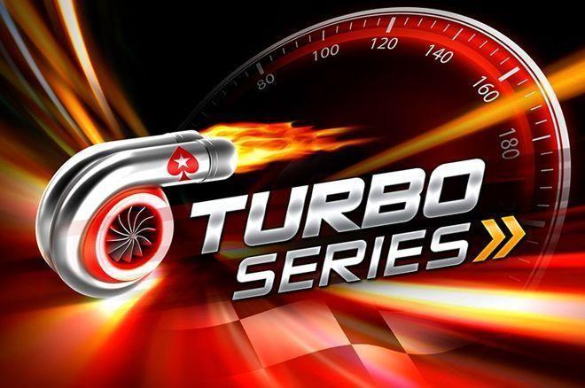 PokerStars maakt toernooischema van $15 Million GTD Turbo Series bekend 0001