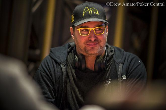Stephen Chidwick at the 2018 US Poker Open