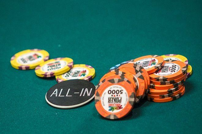 Flop a Set, Get Check-Raised All In on the River. What Would You Do?