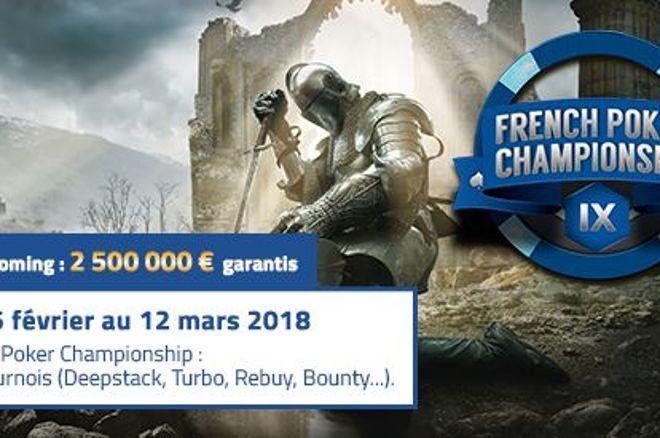 French Poker Championship : Le programme du festival online de PMU 0001