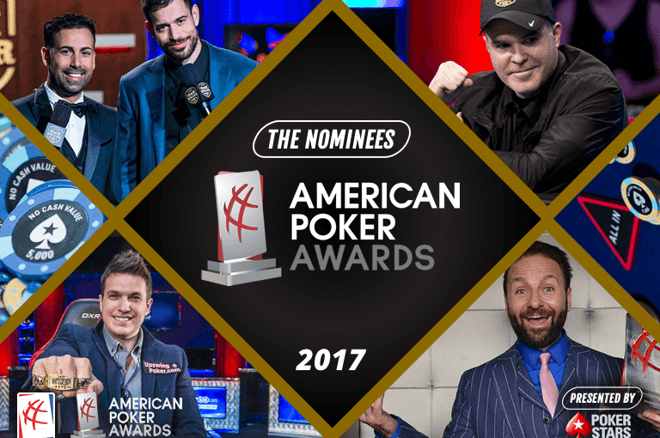 Poker Central and Doug Polk Lead 4th American Poker Awards Nominees 0001