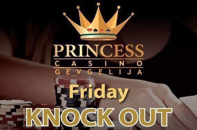 Το Knockout της Παρασκευής σήμερα στις 19:00 στο Princess με... 0001