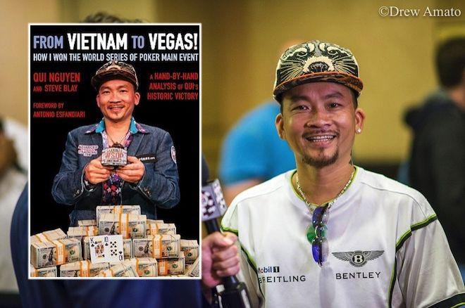 """From Vietnam to Vegas"" by Qui Nguyen with Steve Blay"