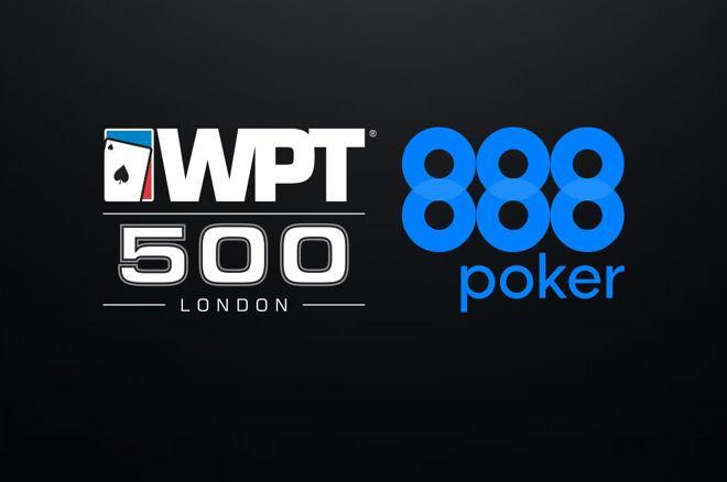 WPT500 на 888poker
