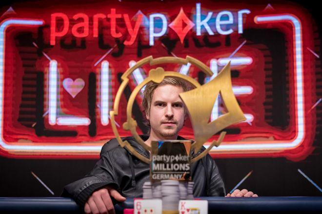 partypoker LIVE MILLIONS : Le sacre d'Isildur 0001