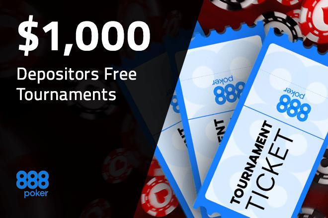 888poker free tournaments