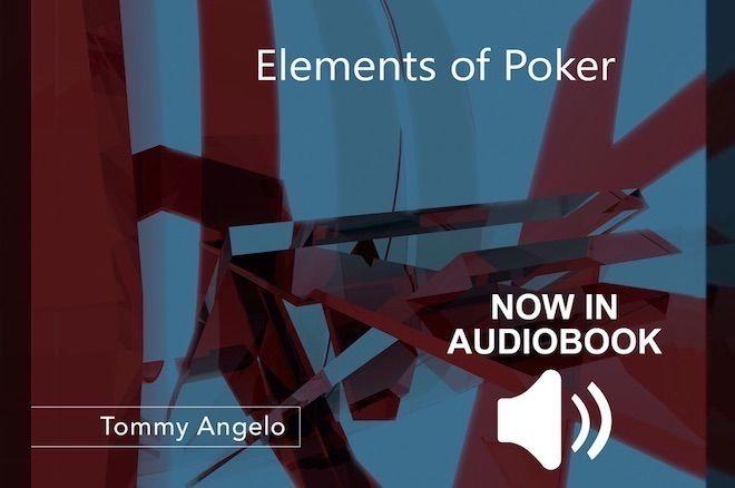 Tommy Angelo, 'Elements of Poker' audiobook