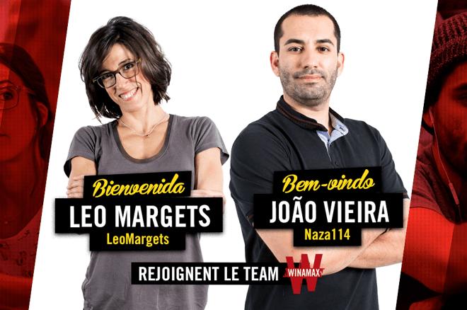 Leo Margets & João Vieira