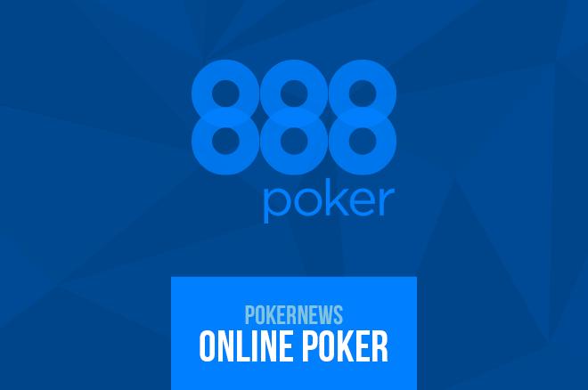 888poker лого