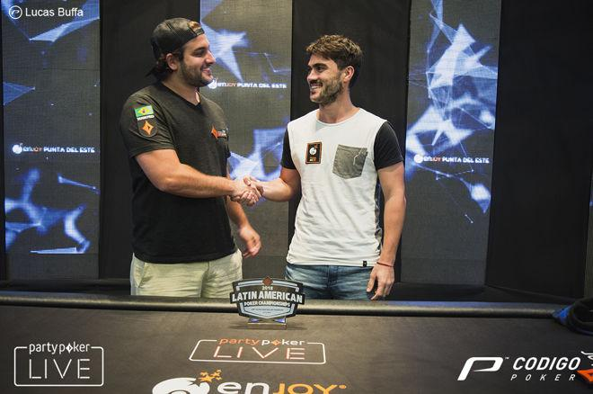 Simão Eliminates Wife, Takes Second to Gonzalez in Latin America Poker Championships 0001