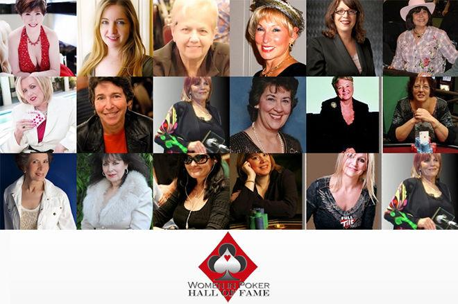 Women in Poker HoF
