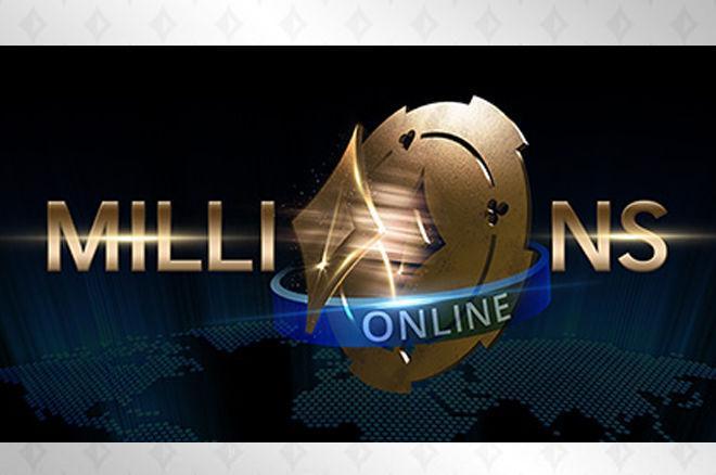 MILLIONS Online Leaderboard