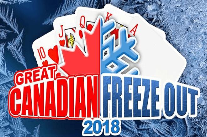 Great Canadian Freeze Out Cash Casino Calgary