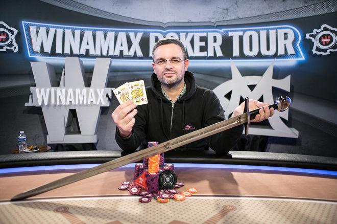 WiPT : Jeremy Routier s'offre l'épée et les 100.000€, Damien Lhommeau 5e 0001