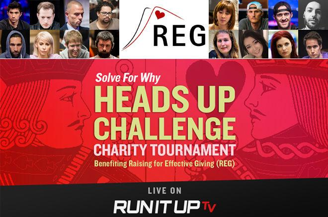 Solve for Why Heads Up Charity Shootout on Twitch