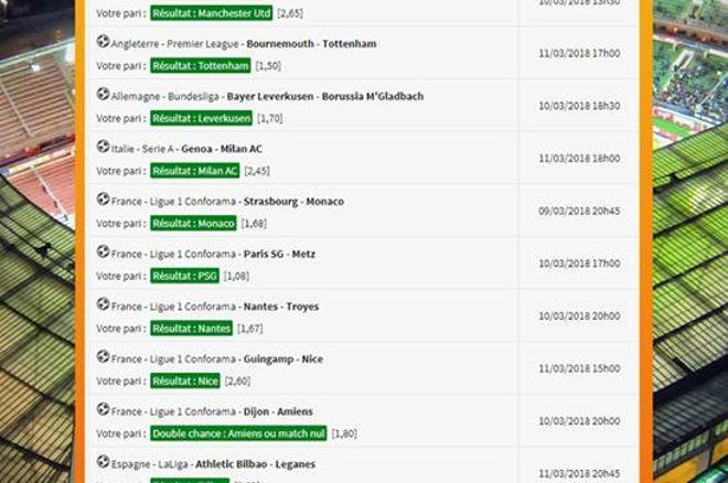 Betting : Une cote à 1723 et un gain à 6 chiffres sur Winamax 0001