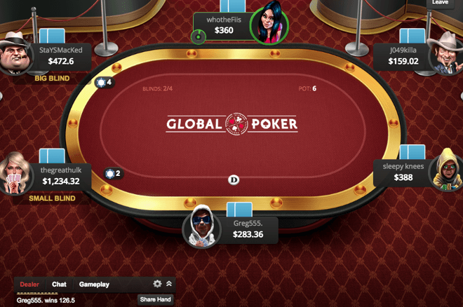 Global Poker Sweeps Cash Model: How Does it Work? | PokerNews
