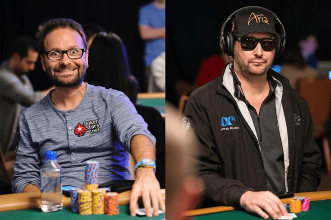 Las Vegas : Negreanu et Hellmuth gagnent à la loterie 0001