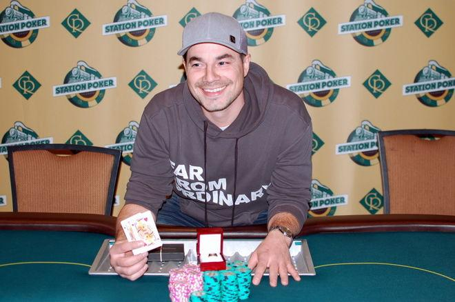 Darrell Marsden Wins First Casino Regina Ring in Event #2 0001