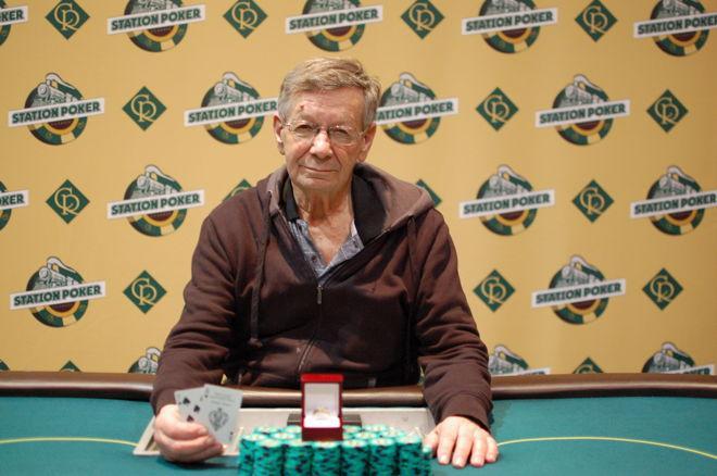 John Ludwig Casino Regina Station Poker Classic
