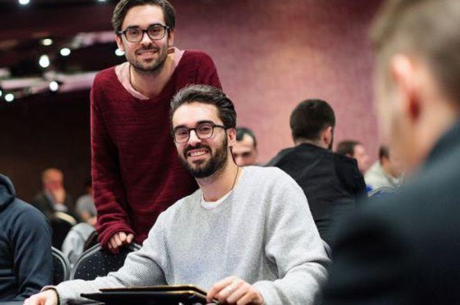 Sunday Million : Les frères De Meulder se régalent sur PokerStars 0001