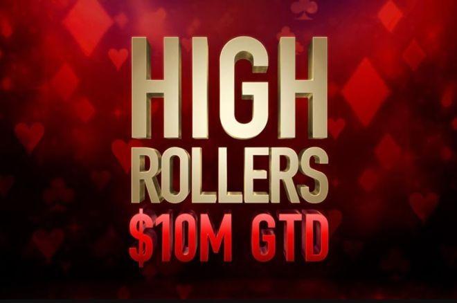 """""""High Rollers"""" pagrindiniame turnyre pasižymėjo 5 lietuviai 0001"""