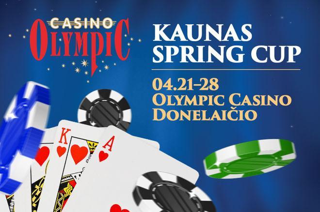 """Į Kauną sugrįžta tradicinė """"Spring Cup"""" serija 0001"""