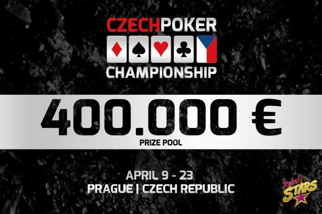 Czech Poker Championship im Rebuystars
