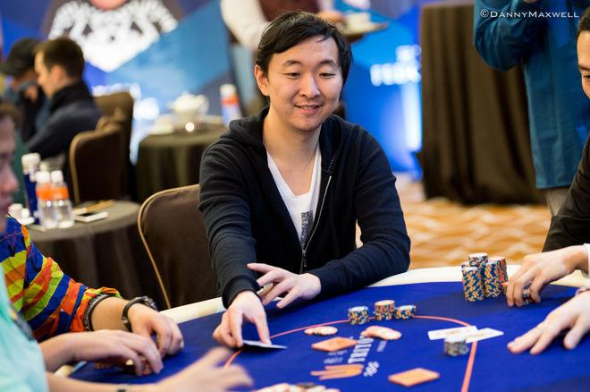 High-stakes : Le Français Rui Cao Roi de la semaine 0001