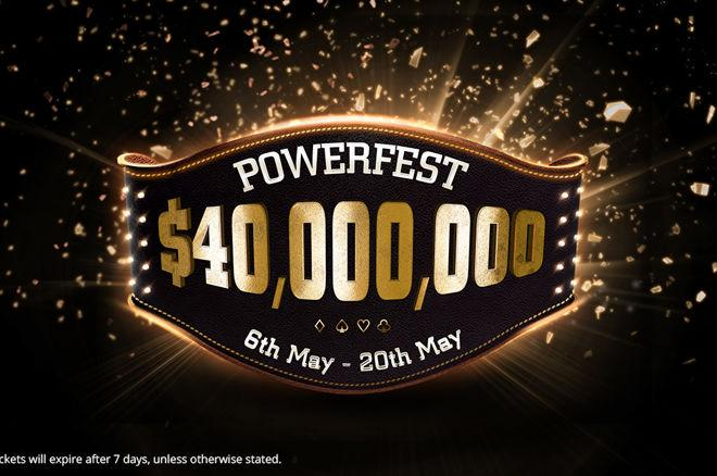 $40 million guaranteed POWERFEST