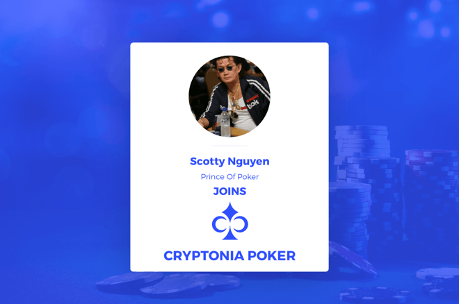 Scotty Nguyen - Cryptonia Poker
