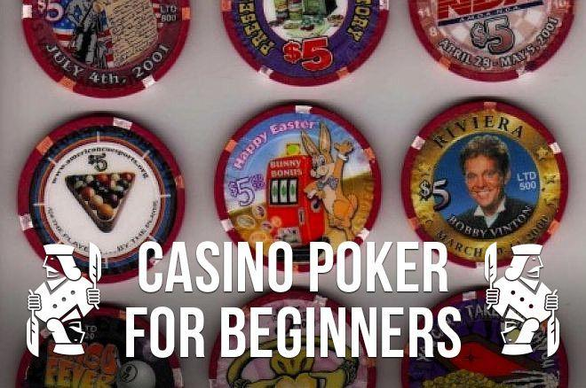 Casino Poker for Beginners: Chip Rules, Chip Tricks, Collecting & More