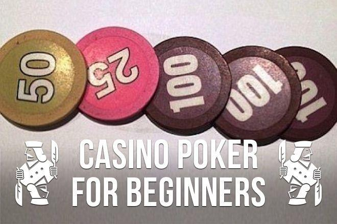 Casino Poker for Beginners: Lammers, Rebuy Buttons, Add-Ons and More