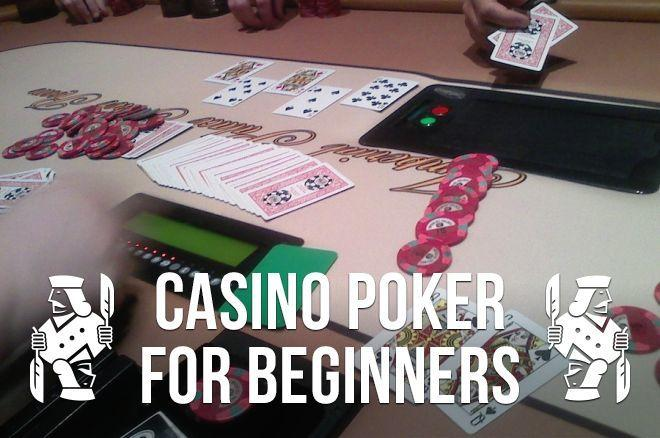Casino Poker for Beginners: Bonuses, Jackpots, Drawings & Other Promos