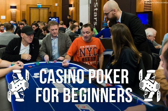 Casino Poker for Beginners: Be Careful Whenever Using 'Action' Words