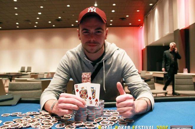 RPF200€ : Nouveau succès belge à Mandelieu, Julien Villot remporte 100 fois sa mise 0001