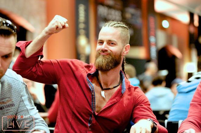partypoker LIVE Barcelona - Ook Berende, van Zadelhoff, Gieles & Ruijs naar Dag 2 van €10.300 Main Event
