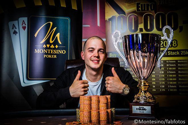100k Gewinner Michael Mozelt