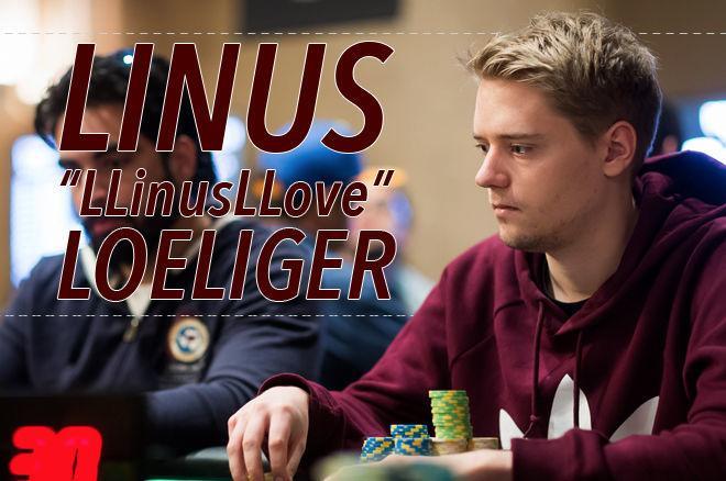 """Linus """"LLinusLLove"""" Loeliger"""