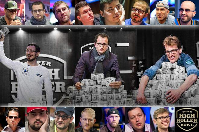 2018 Super High Roller Bowl