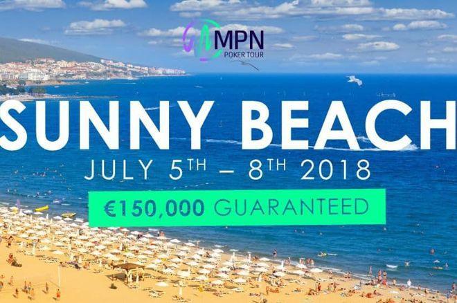 MPN Poker Tour Sunny Beach