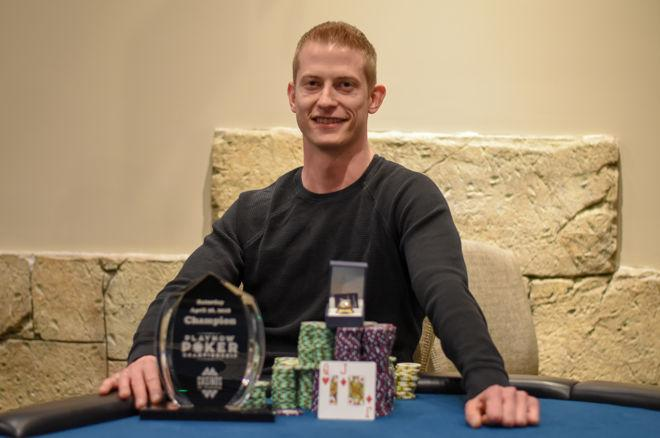 Shaner Yo PlayNow Poker Championship
