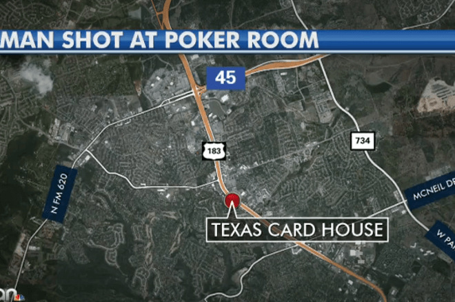 Poker Player Shot Outside of Texas Card House in Stable Condition 0001