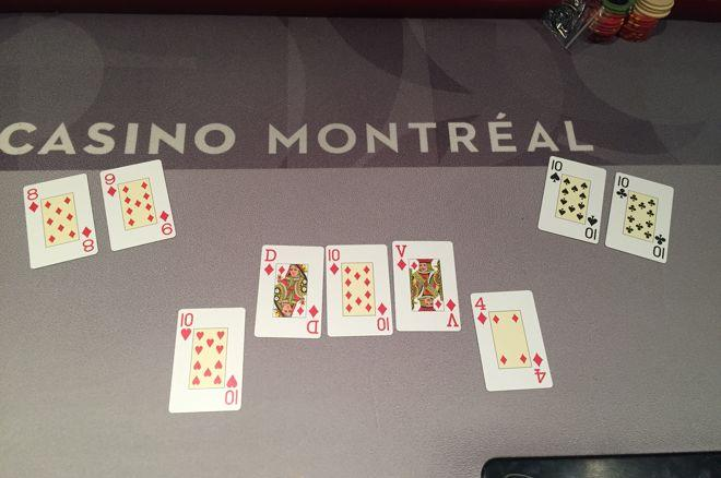 Largest bad beat jackpot in North America at Casino Montreal